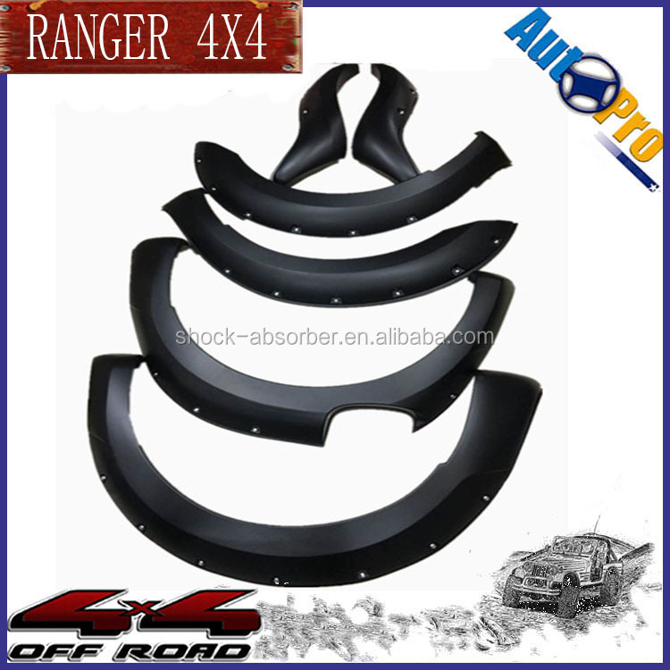 Buy Cheap Price 4WD Fender flares for FORDs ranger