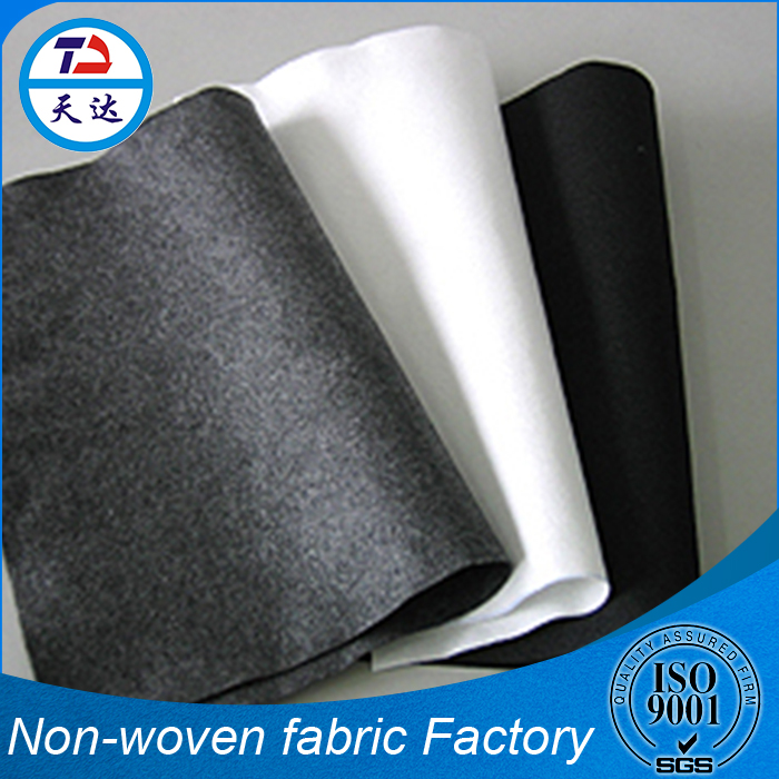 Reliable Factory Eco Friendly Non Woven Flock Fabric In Guangdong