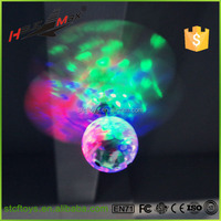 LED Flying Toy Latest Science Technology Hand Sensor Flying Balls Helicopter Infrared Control LED Flshing Colored Ball