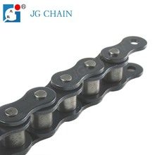 ISO certified industrial machine parts carbon steel material driving rolle chain 12a