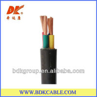 3 core power cable ce certificate