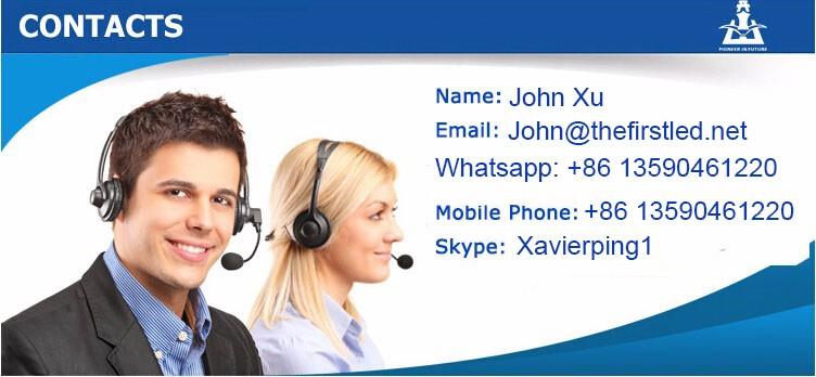 John Xu Contact