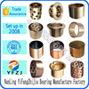 hot sale bearing series slide guide bearing/brass bushing