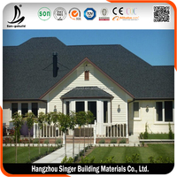 High quality asphalt shingle roof, hot sale asphalt shingle manufacturers