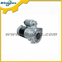 factory direct sale excavator engine parts hydraulic starter motor for Hitachi ZX250LCH-3 ZX250K-3