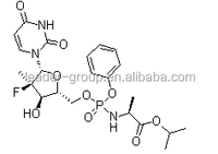 Hot product CAS#1190307-88-0 Sofosbuvir lowest price stock immediately delivery!!!