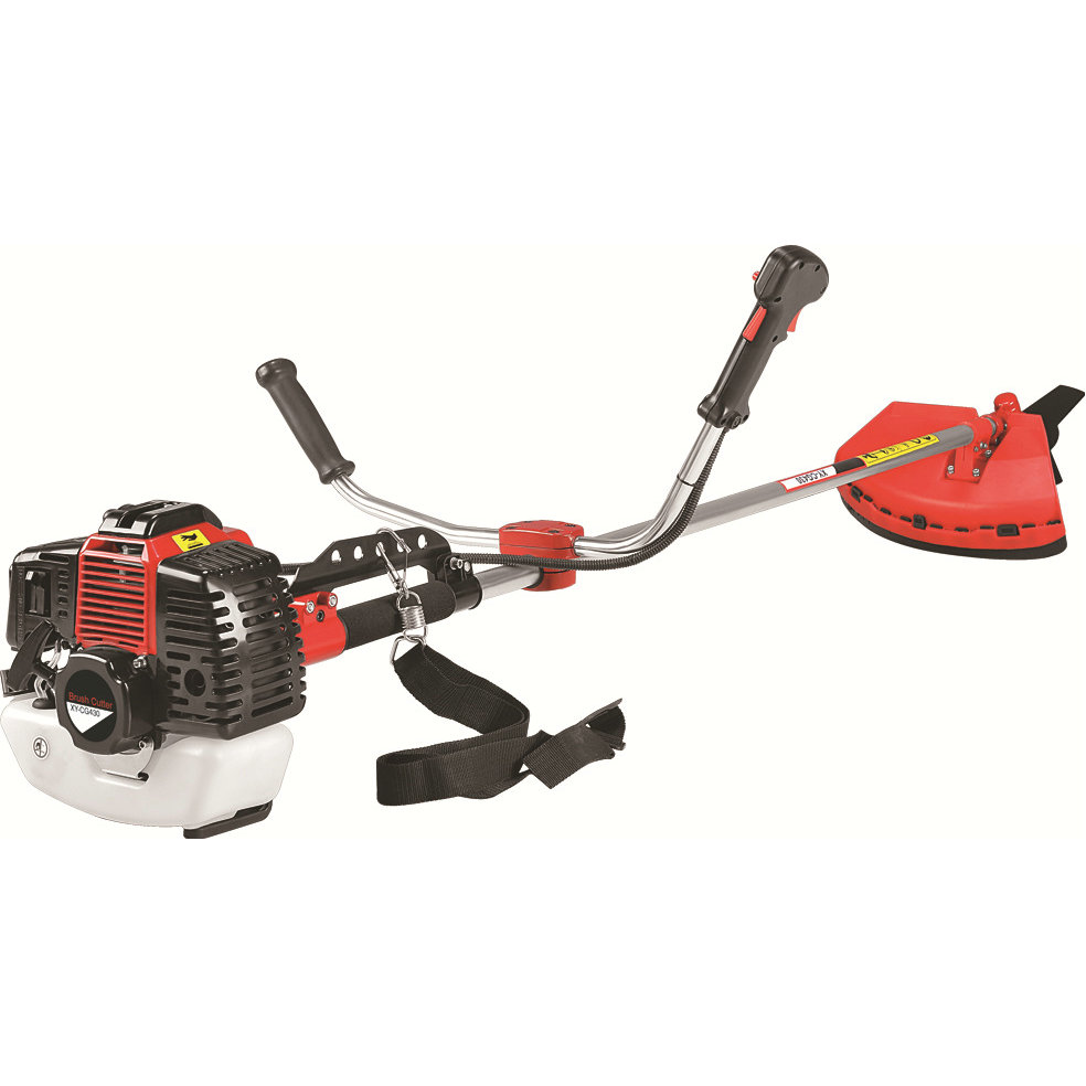 43cc 2-Stroke Side Attached Gasoline Brush Cutter with 1E40F-5 Engine (BC430S) shrub cutter machine