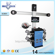 manual tire changer/aligned /wheel alignment machine
