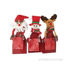 christmas holiday slogan merry christmas card holder