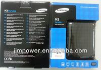 Samsung M3 Portable External Hard Drive 1TB 3.0 USB
