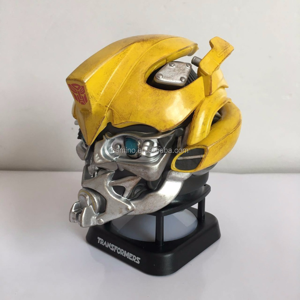 Hasbro Transformers 5 Last Knight Bumblebee MINI Bluetooth Speaker Camino Hot