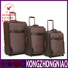 KZN K26 Fashion style men's trolley luggage with two wheels