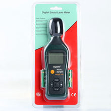 New Professional Digital Sound Level Meter anallog bar 30 130dB with backlight MS6708