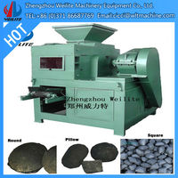 static high cold press briquette machine / Static pressure ball press machine