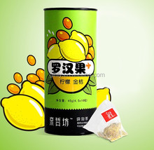 100% natural healthy slimming tea luohanguo flower tea different tastes