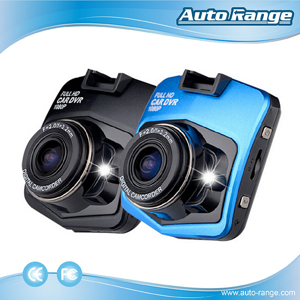 Dual mini 1080p HD car dvr camera 60fps car blackbox with gps logger and g-sensor gt300 camera