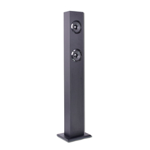 Bluetooth Tower Speaker Streaming Sound System With FM Radio USB Charging for Your Smart Devices remote