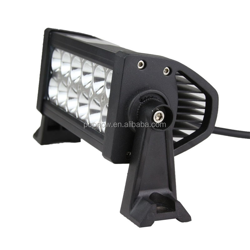 China Cheap 36W LED WORK LIGHTS,36W LED TRUCK LIGHTS,36W CAR LED LIGHT BAR With Flood/Spot/Combo Beam for Options
