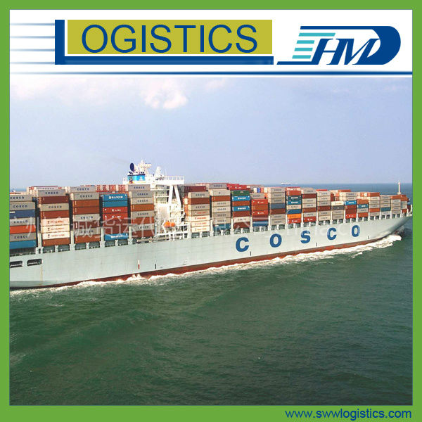 Cheap sea freight shipping from China to Arezzo