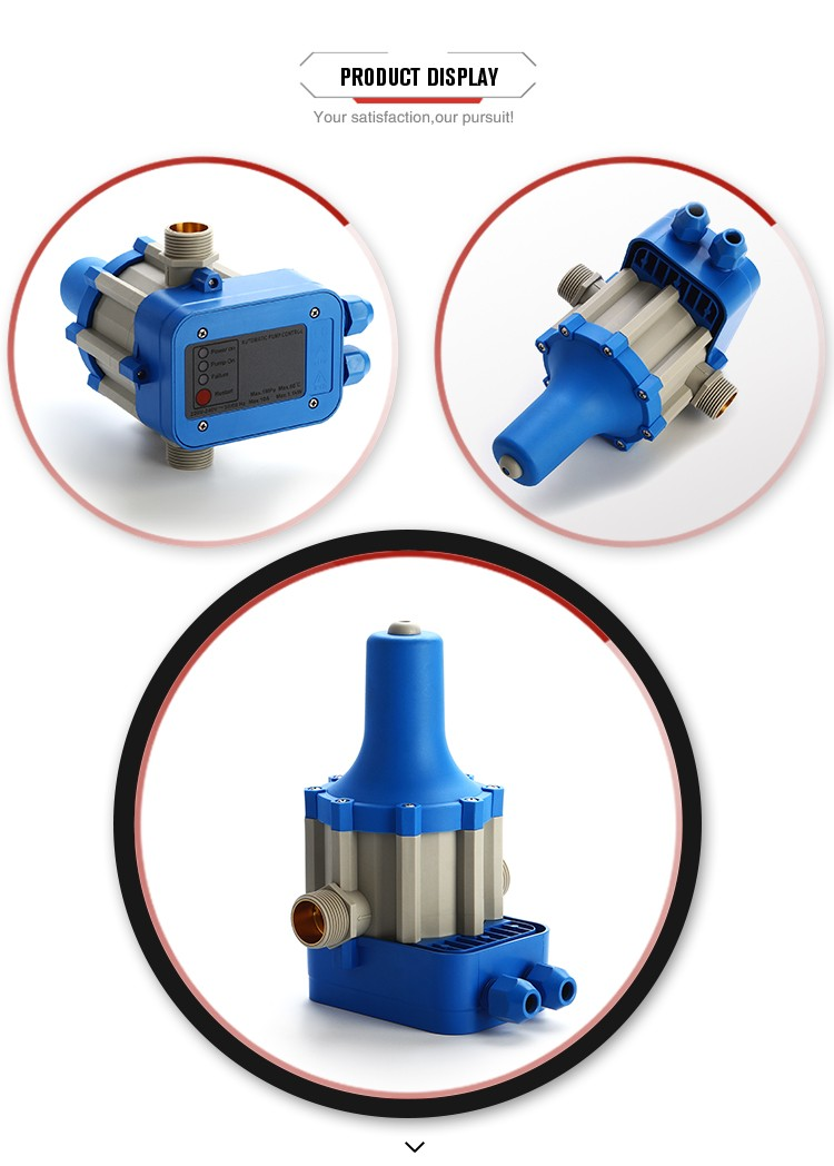 Automatic pressure controller price for water pump