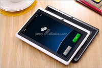 Big Promotion ! 7 inches Allwinner A23 Dual Core Android 4.4 WIFI Bluetooth very cheap android tablet pc Q88 Only $21.5