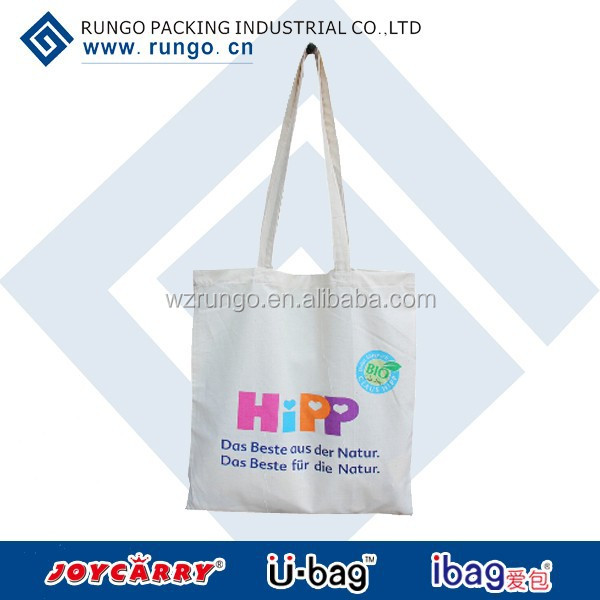 promotional cotton bag recycle, eco friendly cotton net bag
