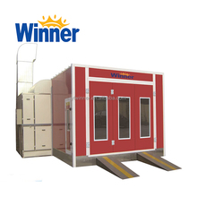 M3200C WINNER China Supplier Outdoor Car Paint Spray Booth with CE Approved