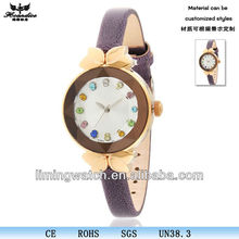 2015 newst fashion colorful lights up watch