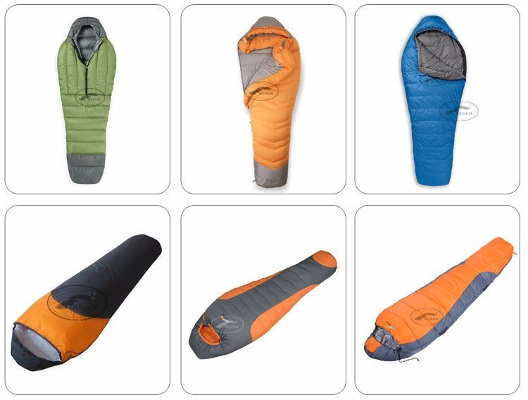 Envelop Shape 100% Cotton Modular Sleeping Bag