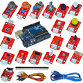 Electronic building blocks Learning Kit with UNO R3 board and USB cable