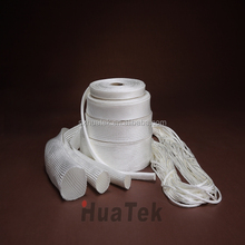 high temperature resistant silica fiberglass sleeve