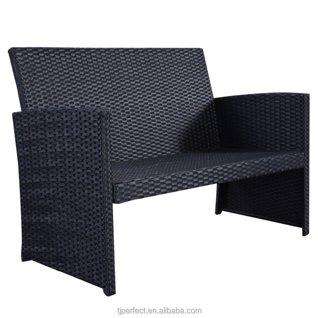 Stylish hot sale furniture outdoor cheap sofa set use rattan