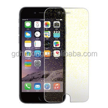 Gold Diamond manufacturer for iPhone 6 Screen Protector Crystal,ODM/OEM,factory supply,custom design