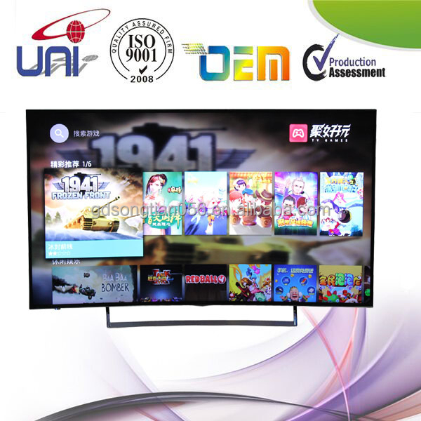 New Arrival 65 inch 4K Curve OLED TV