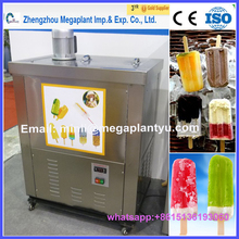 Germany compressor Ice lolly making machine with mold for sale /ice pop making machine