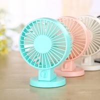 Super Mute PC USB Fan Air Cooling Machine Air Conditioner Desk Mini Fan for Computer Radiator Double Blade Fan Energy Saving