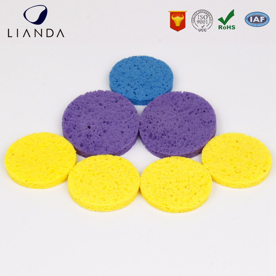 kitchen cleaning sheet cellulose sponge cleaning sponges
