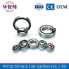 High precision customized angular contact ball bearing 7300 for Differential pinion shaft