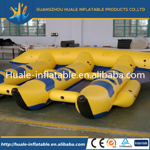 Inflatable water flying fish boat for water games on sale /cheap high quality inflatable boat for sale