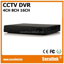H.264 4ch full d1 Cloud network dvr with HDMI input with 3G mobile viewer