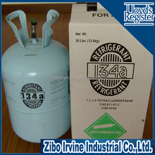 Pure refrigerant gas R134a used car purity 99.99%