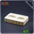 Clear PVC Blister Insert Trays for Tools, Hardware Packaging,OEM PVC flocking tray velvet spray for tools pack