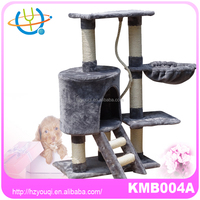Fashion Designs Natural Banana Leaf Sex Toys Pet Products Cat Tree Cat House