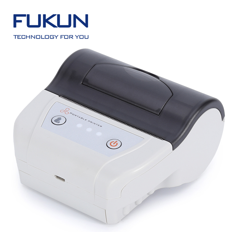 mobile phone sticker printer bluetooth portable label thermal printer