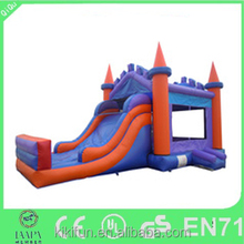 Cheap outdoor christmas inflatables customized inflatables jumping castle slide combo, inflatable combo bouncers for kids toy
