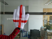 PVC Inflatable cheering Hand
