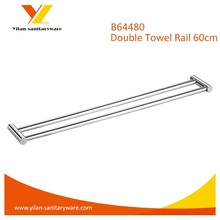 Bathroom Brass Extension Magnetic Towel Bar