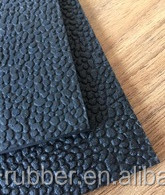 Hot selling Hammer top rib rubber matting, 19mm dairy cow mat manufacture