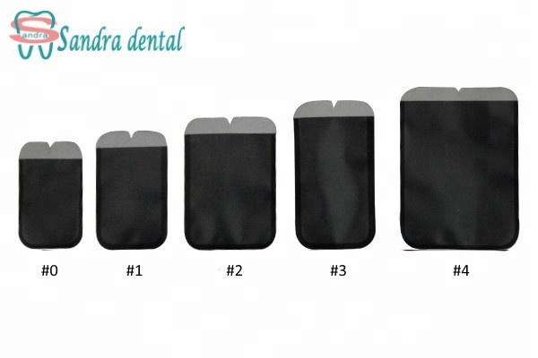Dental products supply Low price good quality OEM plastic dental x ray film barrier envelopes