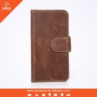 Vintage Style High Quality Genuine Leather Phone Cases on Sale